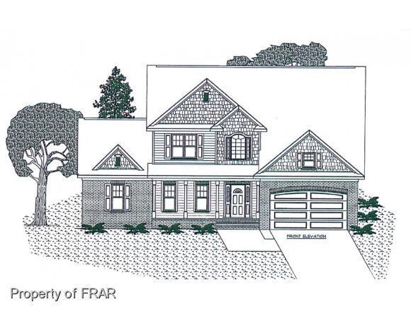 4820 Mckinnon Farm Rd (Lot 36), Fayetteville, NC 28304 (MLS #547426) :: The Rockel Group
