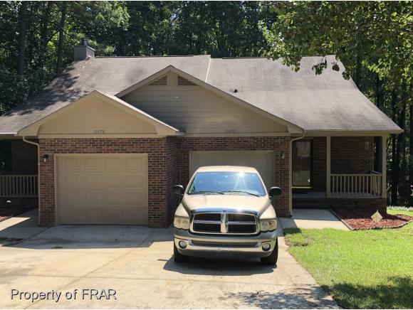 5476 Robmont, Fayetteville, NC 28306 (MLS #547432) :: The Rockel Group