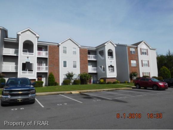 208 Waterdown Drive #12, Fayetteville, NC 28314 (MLS #547537) :: The Rockel Group
