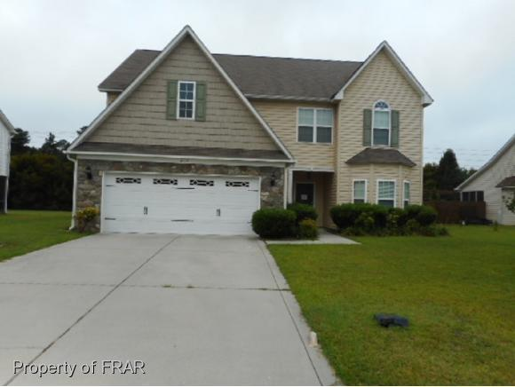 212 Tadcaster Ct, Raeford, NC 28376 (MLS #547577) :: The Rockel Group