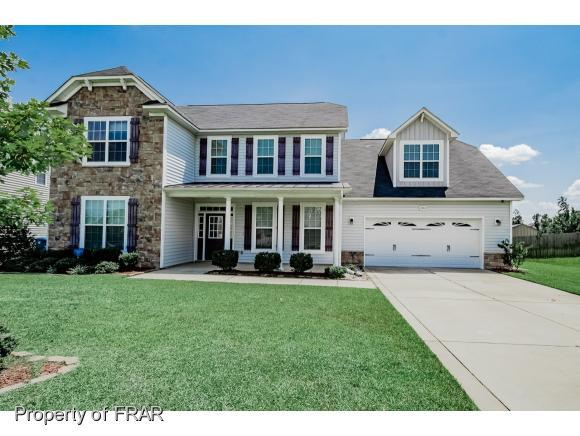 1044 Ronald Reagan Drive, Fayetteville, NC 28311 (MLS #547587) :: The Rockel Group