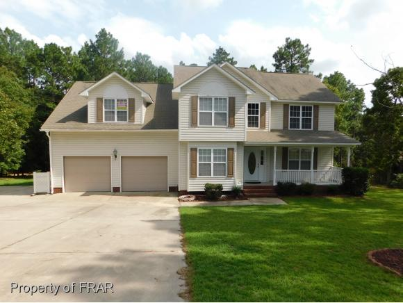 20 Mallard Trl, Sanford, NC 27332 (MLS #547600) :: The Rockel Group