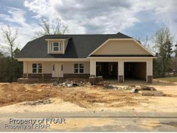 523 Coxwold Place (Lot 128), Fayetteville, NC 28311 (MLS #547603) :: The Rockel Group