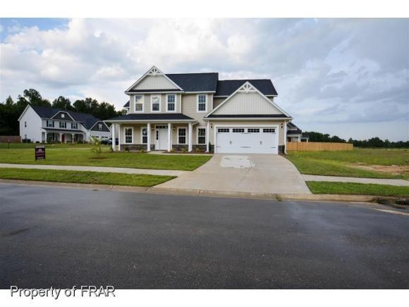 297 Bridgehaven Dr (Lot 203), Raeford, NC 28376 (MLS #547606) :: The Rockel Group