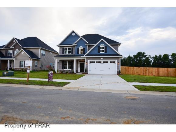 140 Grantham Drive (Lot 202), Raeford, NC 28376 (MLS #547607) :: The Rockel Group