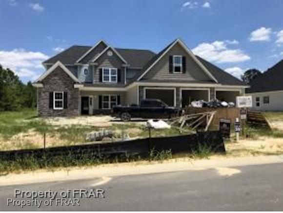 3441 Amour Drive (Lot 26), Fayetteville, NC 28306 (MLS #547609) :: The Rockel Group