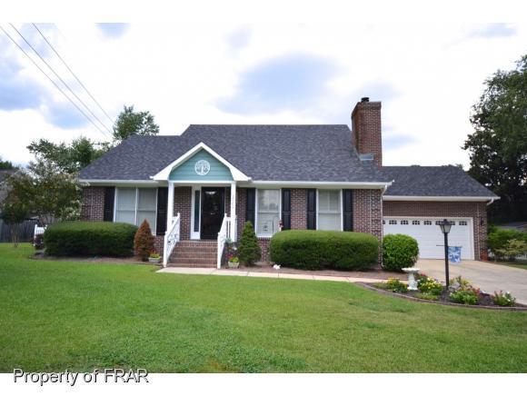 2906 Dark Branch Road, Fayetteville, NC 28304 (MLS #547610) :: The Rockel Group
