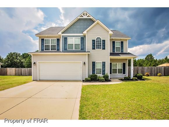 343 Blackhawk Ln, Raeford, NC 28376 (MLS #547638) :: The Rockel Group