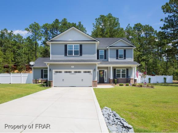 2441 Lakeview Dr, Fayetteville, NC 28306 (MLS #547666) :: The Rockel Group