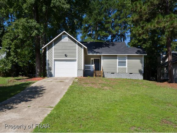 418 Wilder Drive, Fayetteville, NC 28314 (MLS #547678) :: The Rockel Group