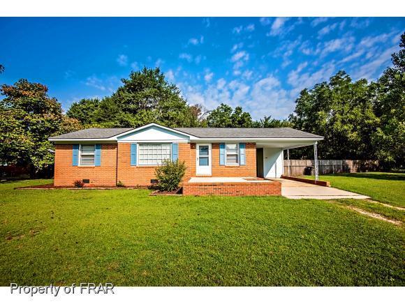 5100 Ponderosa Drive, Fayetteville, NC 28304 (MLS #547711) :: Weichert Realtors, On-Site Associates
