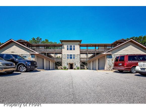 1611 Bluffside Drive Unit 205, Fayetteville, NC 28312 (MLS #547734) :: Weichert Realtors, On-Site Associates