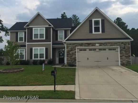 618 Wood Point Drive, Lillington, NC 27546 (MLS #547798) :: Weichert Realtors, On-Site Associates