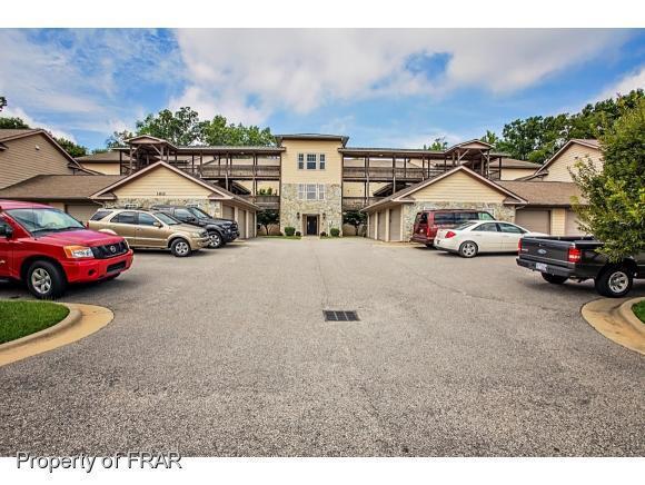 1611 Bluffside Drive  #105, Fayetteville, NC 28312 (MLS #547954) :: Weichert Realtors, On-Site Associates