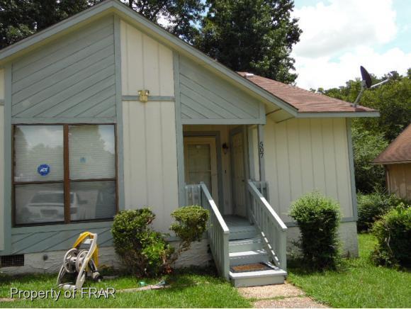 507 Pungo Pl, Fayetteville, NC 28314 (MLS #547993) :: Weichert Realtors, On-Site Associates