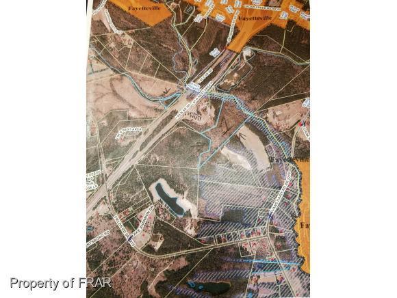 No Street Name, Fayetteville, NC 28312 (MLS #548151) :: Weichert Realtors, On-Site Associates