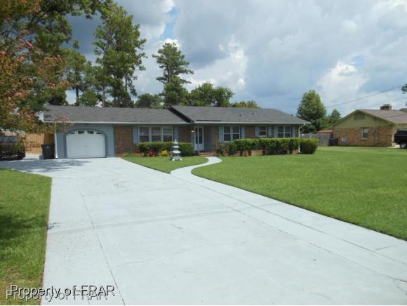 513 Lancaster Rd., Fayetteville, NC 28303 (MLS #548173) :: Weichert Realtors, On-Site Associates