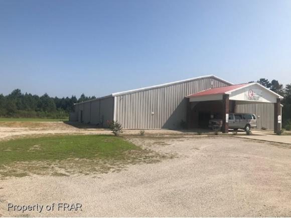 564 CANDY PARK RD., Pembroke, NC 28372 (MLS #548235) :: Weichert Realtors, On-Site Associates