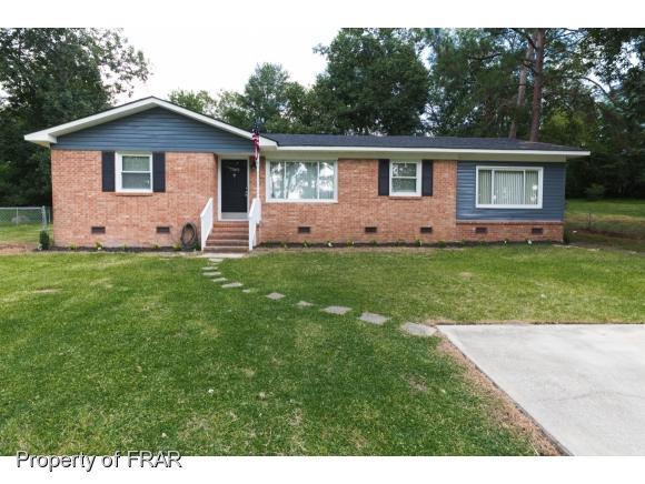 7562 Carrollburg, Fayetteville, NC 28303 (MLS #548269) :: Weichert Realtors, On-Site Associates