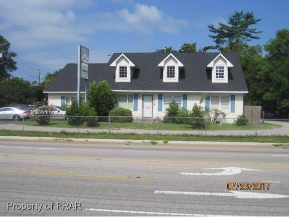 1206 Hope Mills Rd, Fayetteville, NC 28304 (MLS #548308) :: Weichert Realtors, On-Site Associates