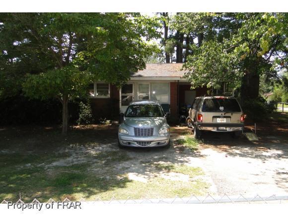 501 Mount Gilead Drive, Fayetteville, NC 28314 (MLS #548545) :: Weichert Realtors, On-Site Associates