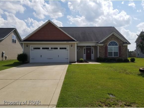 2630 Green Heron Drive, Fayetteville, NC 28306 (MLS #548575) :: Weichert Realtors, On-Site Associates