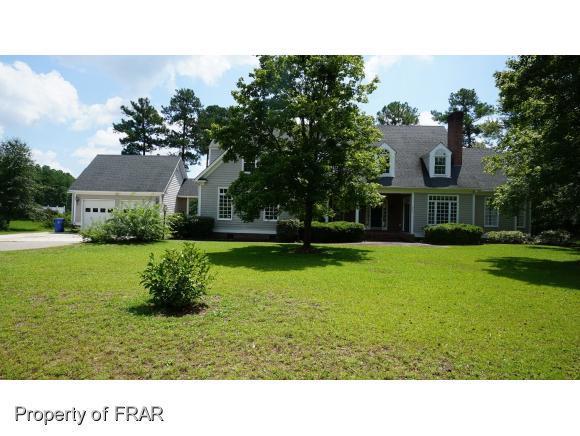 12121 Oak Croft Trail, Laurinburg, NC 28352 (MLS #548743) :: Weichert Realtors, On-Site Associates
