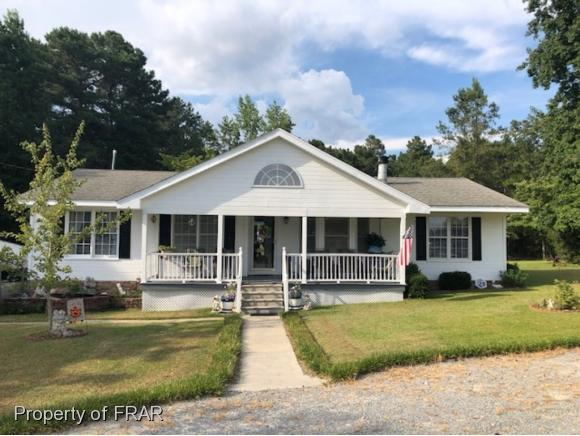 1495 Cope Road, Red Springs, NC 28377 (MLS #548877) :: Weichert Realtors, On-Site Associates