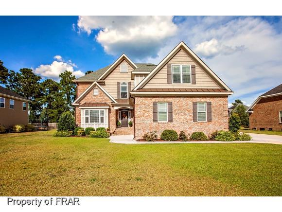 2926 Spring Moss, Fayetteville, NC 28306 (MLS #548939) :: The Rockel Group