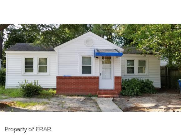 2512 Ramsey, Fayetteville, NC 28301 (MLS #548978) :: Weichert Realtors, On-Site Associates
