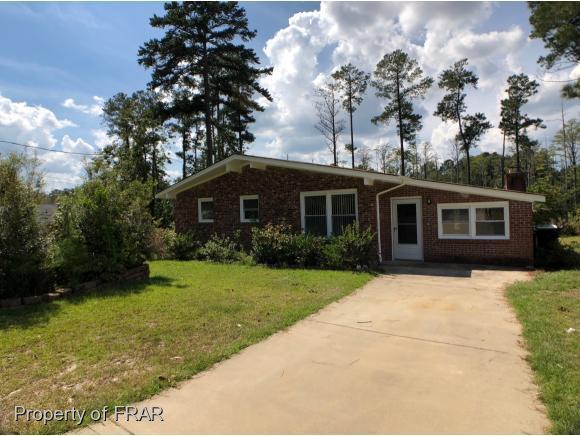 257 Brewster Drive, Fayetteville, NC 28303 (MLS #549030) :: Weichert Realtors, On-Site Associates
