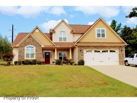 6503 Falkner Pl, Fayetteville, NC 28303 (MLS #549037) :: Weichert Realtors, On-Site Associates