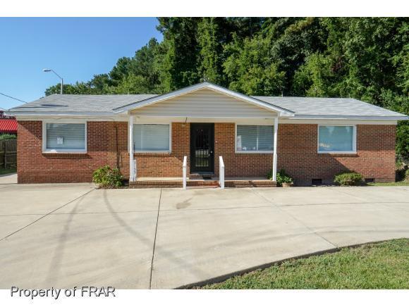 7133 Cliffdale Road, Fayetteville, NC 28314 (MLS #549048) :: Weichert Realtors, On-Site Associates