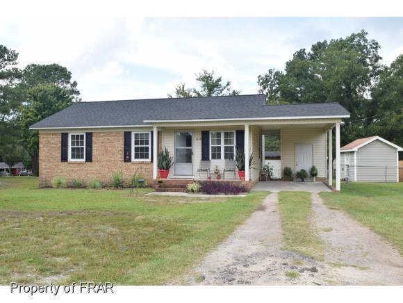 1319 Bobolink Rd, Sanford, NC 27330 (MLS #549073) :: Weichert Realtors, On-Site Associates