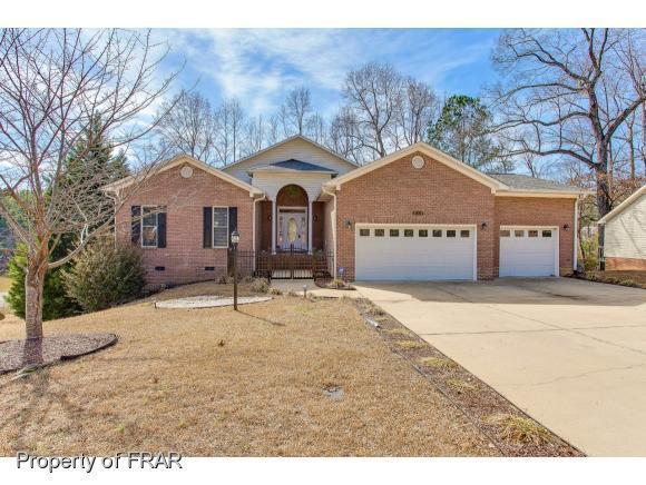 367 Conifer Drive, Fayetteville, NC 28314 (MLS #549094) :: Weichert Realtors, On-Site Associates
