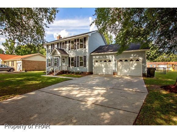 1887 Windlock Drive, Fayetteville, NC 28304 (MLS #549193) :: Weichert Realtors, On-Site Associates