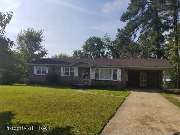 7513 Ascot Ave, Fayetteville, NC 28303 (MLS #549229) :: Weichert Realtors, On-Site Associates