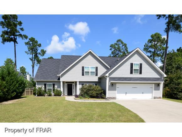 187 Castlebay Drive, Sanford, NC 27332 (MLS #549234) :: Weichert Realtors, On-Site Associates