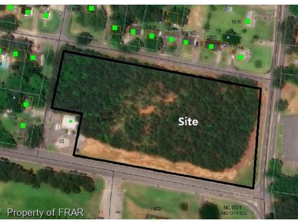 Bragg 0, Sanford, NC 27330 (MLS #549239) :: Weichert Realtors, On-Site Associates