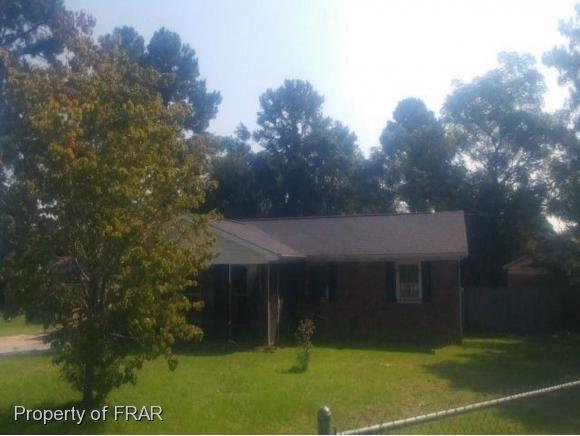 1077 Danbury Rd, Fayetteville, NC 28311 (MLS #549255) :: Weichert Realtors, On-Site Associates