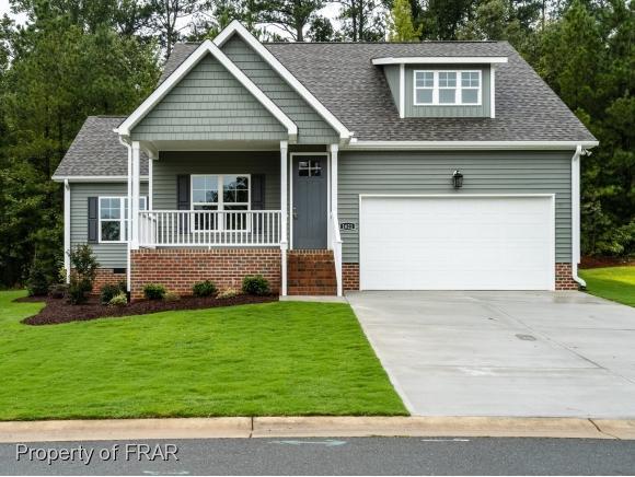 1621 Porches Way, Sanford, NC 27330 (MLS #549291) :: Weichert Realtors, On-Site Associates