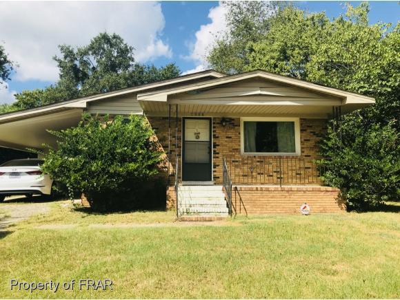 1066 Rulnick Street, Fayetteville, NC 28303 (MLS #549302) :: Weichert Realtors, On-Site Associates