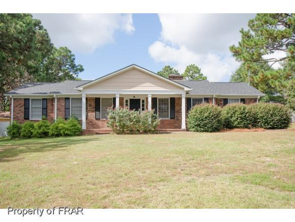 2628 Sydney Drive, Fayetteville, NC 28304 (MLS #549312) :: Weichert Realtors, On-Site Associates