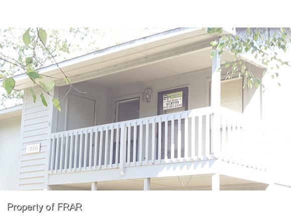 1866 Tryon Dr, Fayetteville, NC 28303 (MLS #549315) :: Weichert Realtors, On-Site Associates