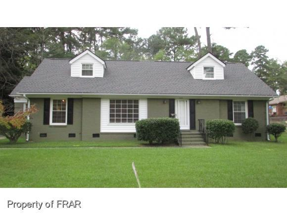 2529 N. Edgewater Dr, Fayetteville, NC 28303 (MLS #549322) :: Weichert Realtors, On-Site Associates