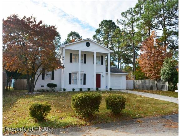 7195 Mazarron, Fayetteville, NC 28314 (MLS #549329) :: Weichert Realtors, On-Site Associates
