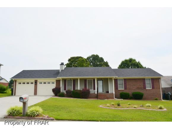 917 Issac Dock, Fayetteville, NC 28314 (MLS #549346) :: Weichert Realtors, On-Site Associates