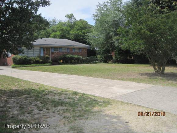 3119 Boone Trl, Fayetteville, NC 28306 (MLS #549353) :: Weichert Realtors, On-Site Associates