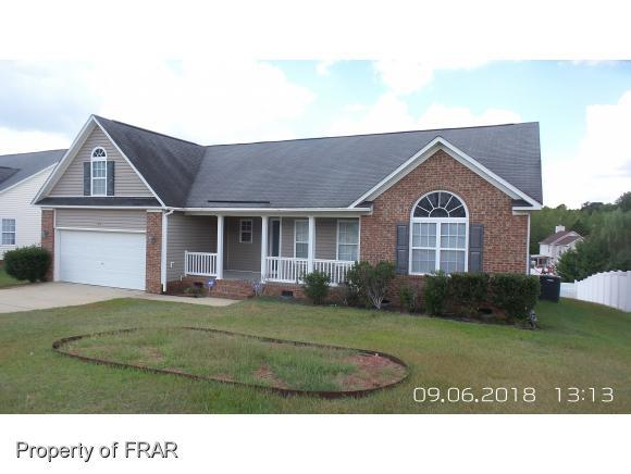 56 Pender Rd, Spring Lake, NC 28390 (MLS #549394) :: Weichert Realtors, On-Site Associates