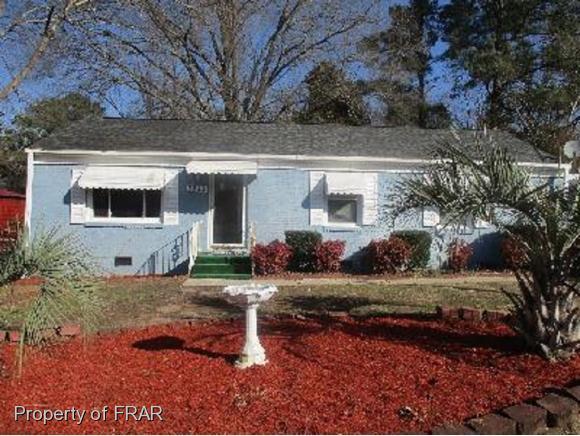 3922 Brentwood Dr, Fayetteville, NC 28304 (MLS #549516) :: Weichert Realtors, On-Site Associates